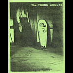 The Young Adults Punk Flyer / Handbill