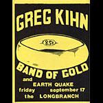 Greg Kihn Punk Flyer / Handbill