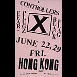 X Punk Flyer / Handbill