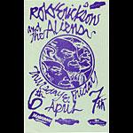 Roky Erickson Punk Flyer / Handbill