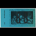 David Singer David Singer BG236 Country Joe and the Fish 1970 Fillmore Ticket