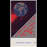 David Singer David Singer BG267 Taj Mahal 1971 Fillmore Ticket