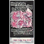 Bonnie MacLean Bonnie MacLean BG96 Byrds Fri. 1967 Winterland Ticket
