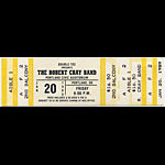 Robert Cray Portland 1989 Ticket