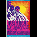 BG # 109 Cream Fillmore postcard BG109