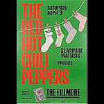 New Fillmore Posters<BR>Fillmore SF 1988-2020