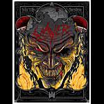 Mike Saputo Slayer Poster